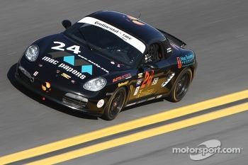 #24 Autometrics Motorsports Porsche Boxster: Cory Friedman, Mac McGehee 