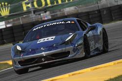 #88 Ferrari of San Francisco Ferrari 458: Gerald Vento