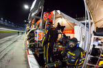MOMO/NGT Motorsport team members ready for a pit stop