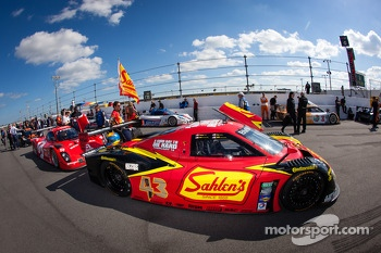#43 Team Sahlen BMW Riley