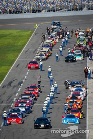 Daytona 24H start