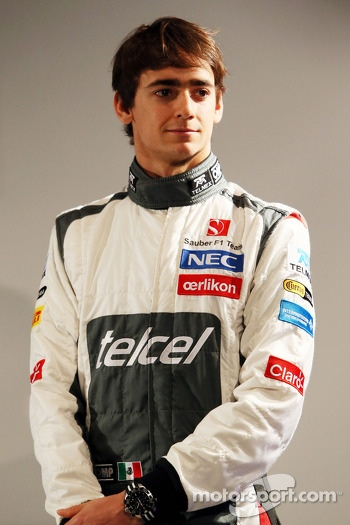 Esteban Gutierrez, Sauber