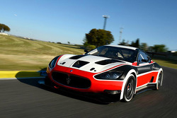 Maserati enters GT3