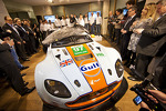 The 2013 Aston Martin Vantage GTE