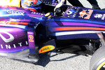 Mark Webber, Red Bull Racing RB9 sidepod