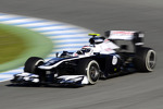 Valtteri Bottas, Williams FW34