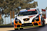 #55 Motorsport Services Seat Leon Supercopa: Malcolm Niall, Clint Harvey, Brett Niall