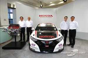 Tiago Monteiro, Honda Civic Super 2000 TC