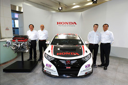 Honda Racing press conference