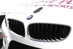 New BMW Z4 GTE detail