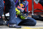 Red Bull Racing pit stop gun