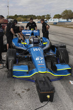 Josef Newgarden, Sarah Fisher Hartmann Racing