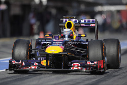 Sebastian Vettel, Red Bull Racing RB9