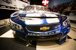 2013 Daytona 500 winning car of Jimmie Johnson, Hendrick Motorsports Chevrolet