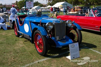 1946 MG TC S-Type