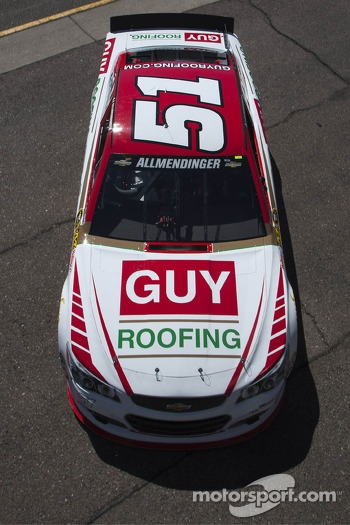 A.J. Allmendinger, Phoenix Racing Chevrolet