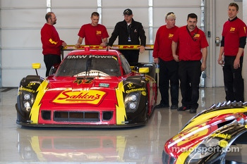 #42 Team Sahlen BMW Riley: Dane Cameron, Wayne Nonnamaker