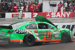 Trouble for Danica Patrick, Stewart-Haas Racing Chevrolet