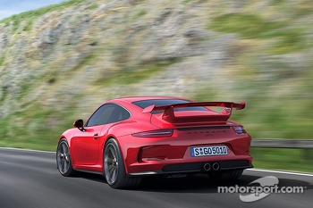 The new Porsche 911 GT3