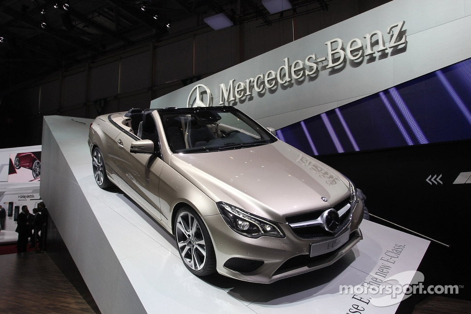 Mercedes new E-Klass