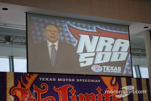 Wayne LaPierre, NRA Executive Vice President and CEO