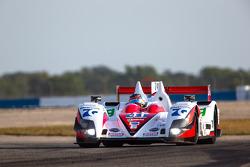 #41 Greaves Motorsport Zytek Z11SN Nissan: Tom Kimber-Smith, Christian Zugel, Eric Lux
