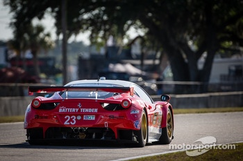 #23 Team West/ AJR/ Boardwalk Ferrari Ferrari F458 Italia: Bill Sweedler, Townsend Bell, Leh Keen