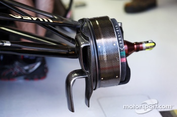 Lotus F1 E21 brake