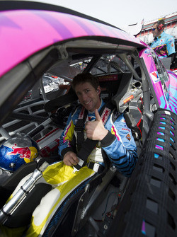 Travis Pastrana, Roush Fenway Racing Ford