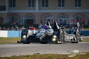 #7 BAR 1 Motorsports Oreca FLM09 Oreca: Rusty Mitchell, Chapman Ducote, Tomy Drissi
