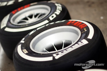 Pirelli tyres for Paul di Resta, Sahara Force India F1