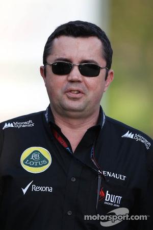 Eric Boullier, Lotus F1 Team Principal