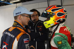 Fredy Barth, Wiechers Sport BMW E90 320 TC and Stefano D'Aste, P.B. Racing BMW E90 320 TC