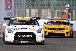Tim Bell, CRP Racing/Hawk Performance/Nissan GTR