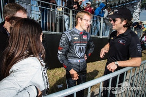 Sébastien Bourdais, Dragon Racing Chevrolet with Jay Penske