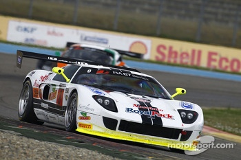 #8 Rodrive Competioes Ford GT: Raijan Mascarello, Felipe Tozzo
