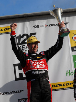 Round 3 Winner Matt Neal