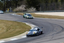Magnus Racing Porsche GT3: Andy Lally, John Potter