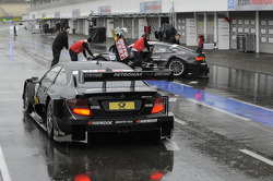 Timo Scheider, Audi Sport Team Abt, Audi RS 5 DTM, Daniel Juncadella, Team RSC Mucke Motorsport, DTM Mercedes AMG C-Coupe
