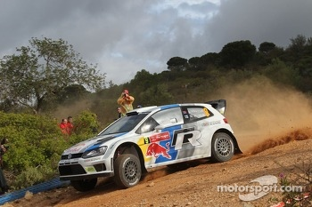 Andreas Mikkelsen, Volkswagen Polo-R WRC