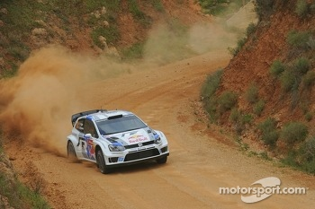 Sebastien Ogier, Volkswagen Polo R WRC  