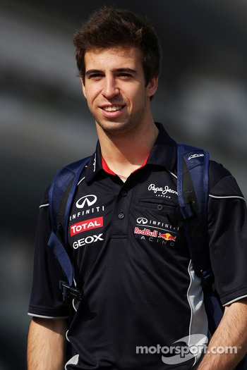 Antonio Felix da Costa, Red Bull Racing Reserve Driver