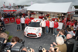New Citroen DS3 R5 presentation