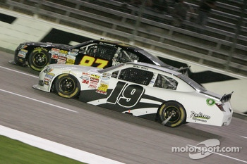 Mike Bliss and Joe Nemechek