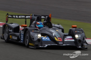 #26 G-Drive Racing  Oreca 03 Nissan: Roman Rusinov, John Martin, Mike Conway
