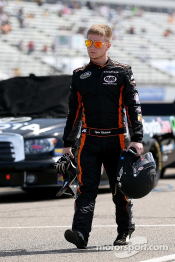 Tyler Reddick, Browken Bow Records Toyota