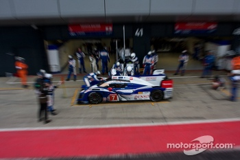 #7 Toyota Racing Toyota TS030-Hybrid: Alexander Wurz, Nicolas Lapierre