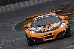 Rudi Adams, Niclas Kentenich, Dörr Motorsport, McLaren MP4-12C GT3