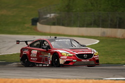 #70 Mazdaspeed/Speedsource Mazda6 GX: Tom Long, Sylvain Tremblay