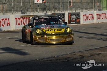 #11 JDX Racing Porsche 911 GT3 Cup: Mike Hedlund, Jan Heylen